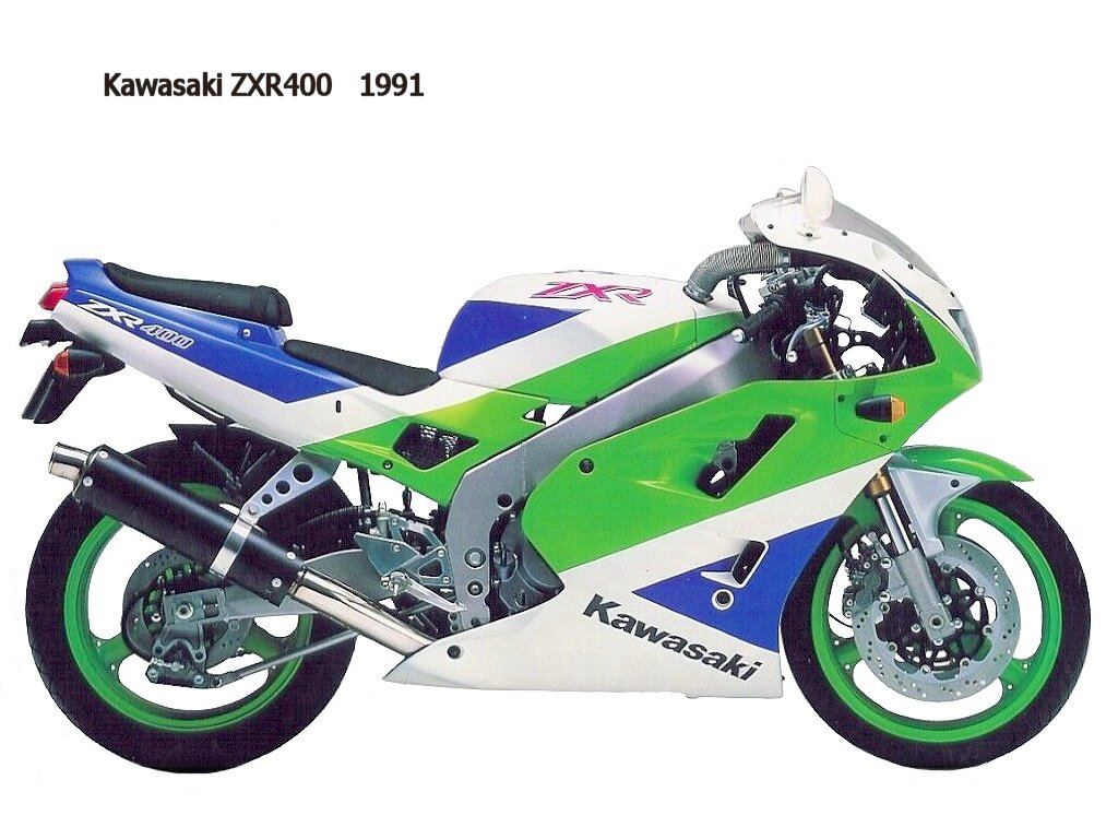 1991 Kawasaki Zzr 400 Pics Specs And Information Wiring Diagram 31925