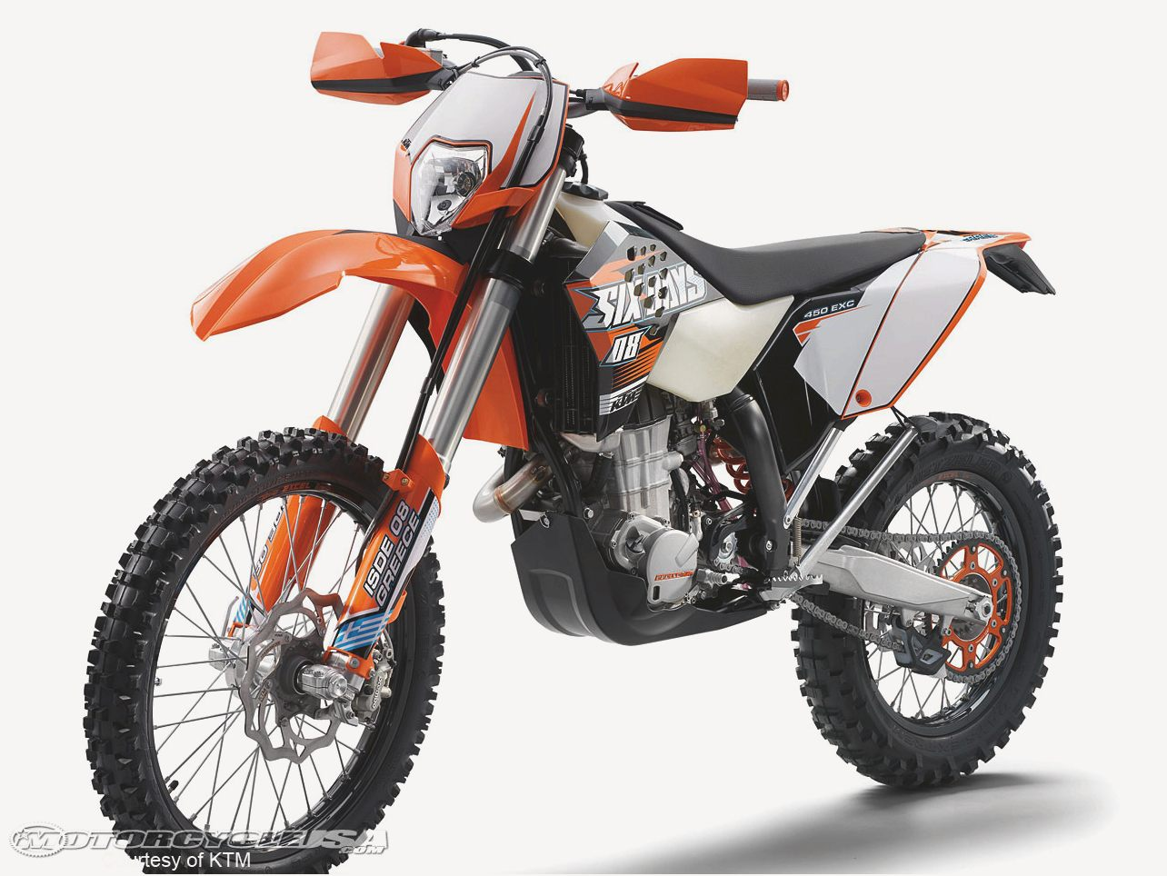 Ktm Exc F  Hp And Torque