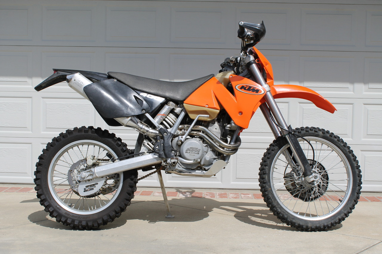 2002 Ktm 400 Exc Racing Pics Specs And Information