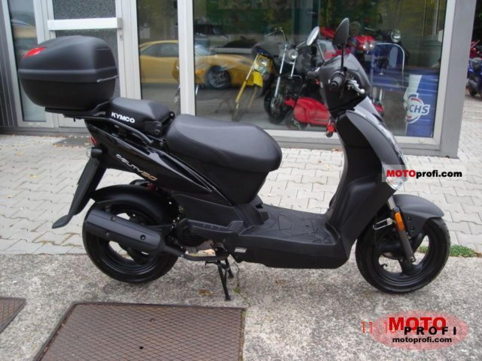 Kymco Agility 50 2008 wallpapers #139543