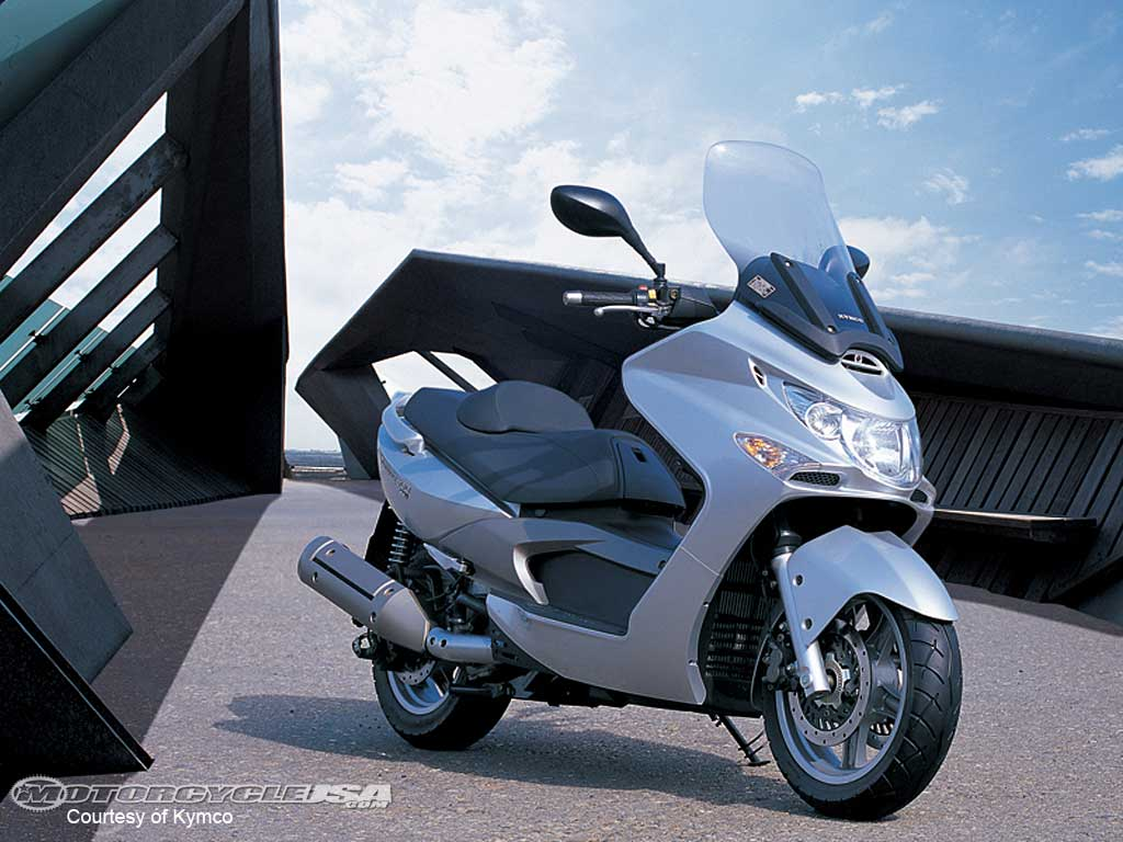 Kymco Xciting 500i 2010 images #101999
