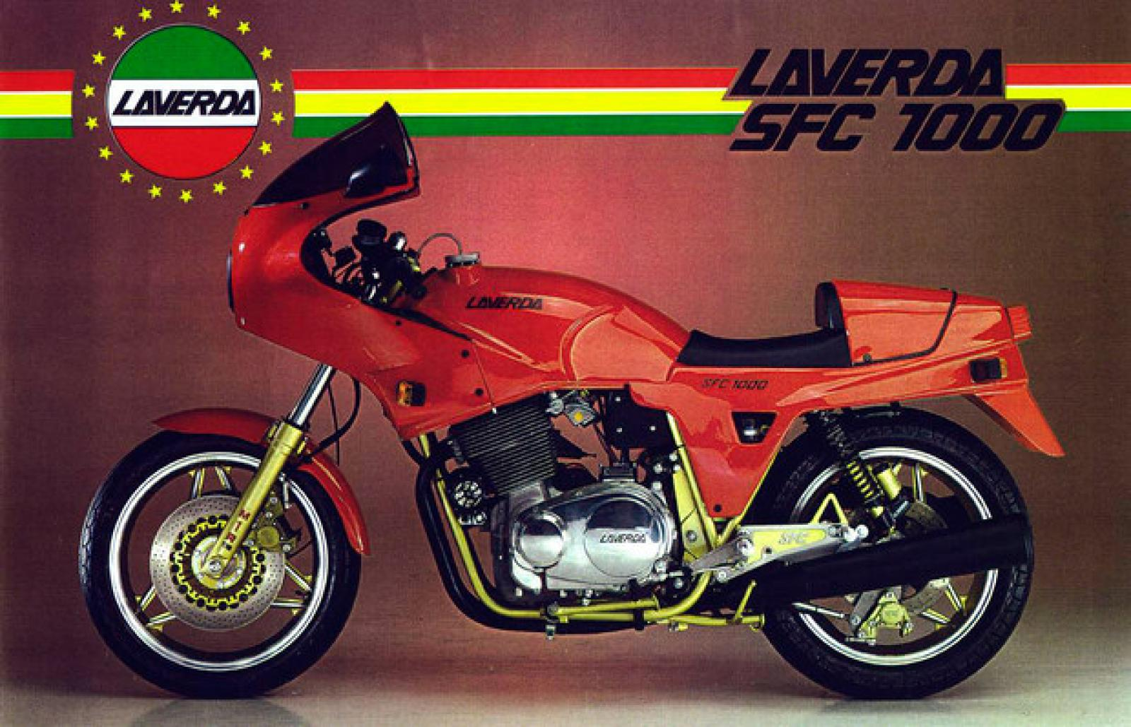 Laverda 1000 SFC wallpapers #144401