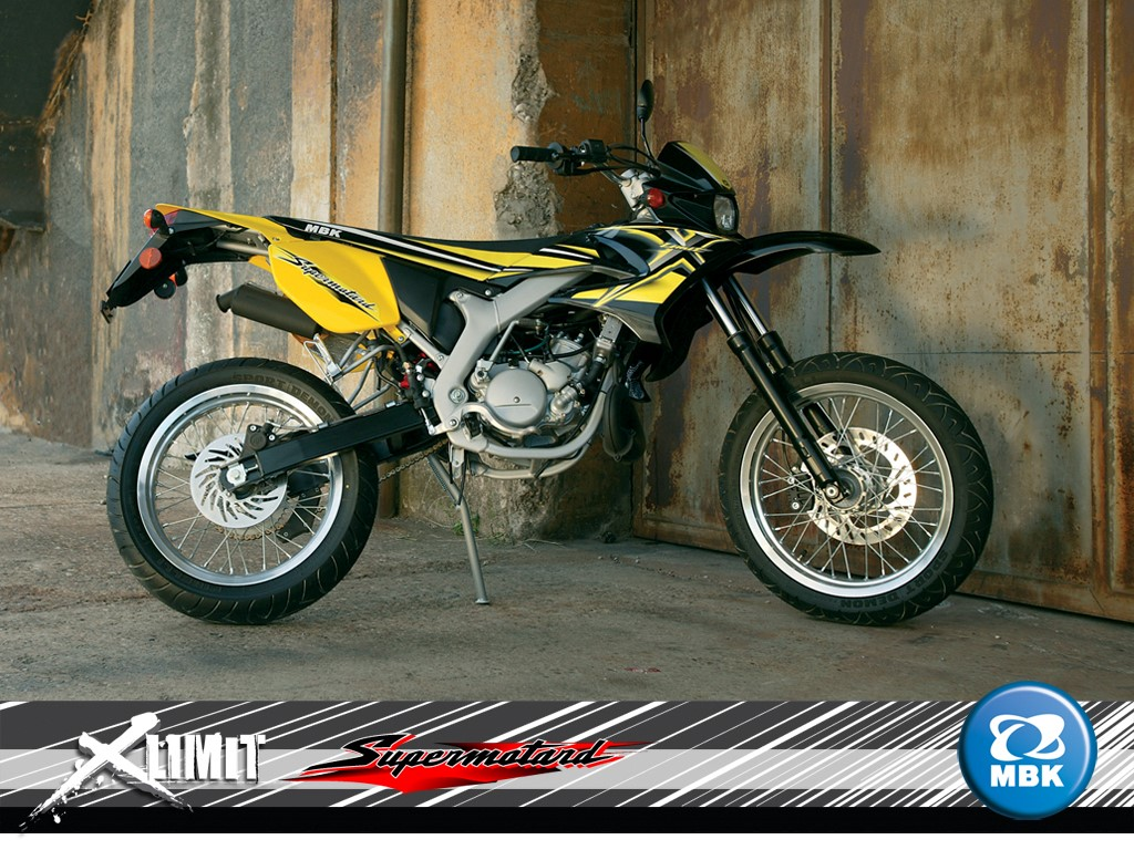 MBK X-Limit SM 2006 images #106346