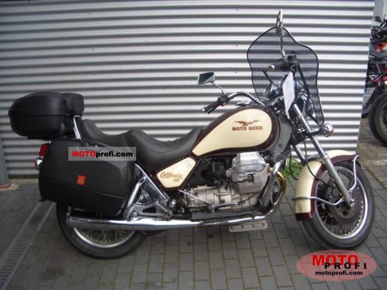 Moto Guzzi California 1100 Injection 1994 images #108137