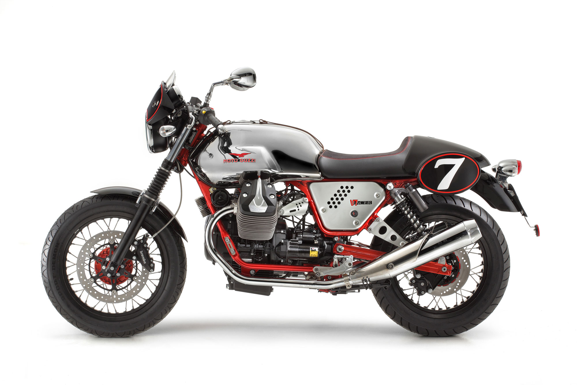 Moto Guzzi V7 Racer Limited Edition 2011 images #109586