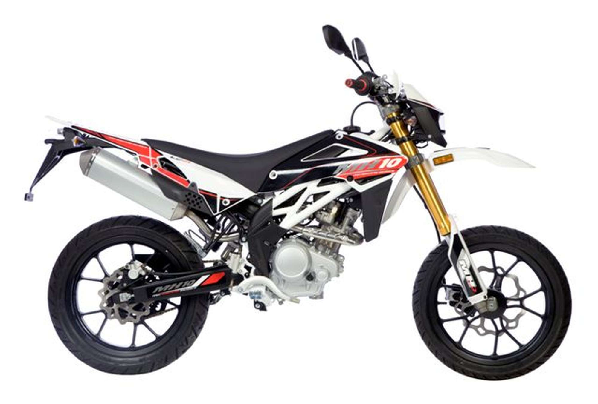 Motorhispania Ryz 50 Super Motard 2008 images #113641