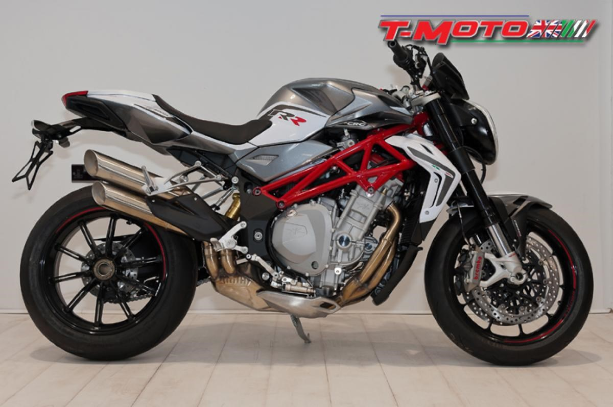 MV Agusta Brutale 1090RR Cannonball 2010 images #114427