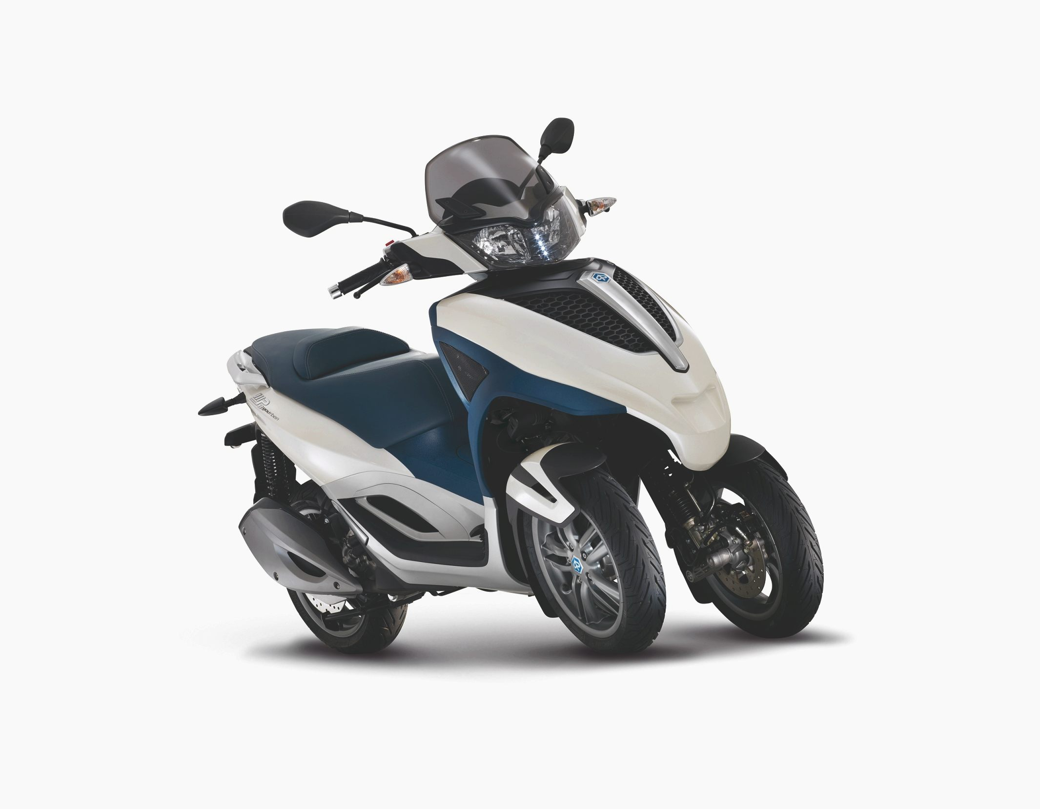 Piaggio MP3 300 Hybrid 2011 images #120544