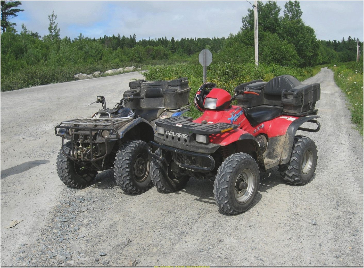Polaris Xplorer 400 1998 images #120444