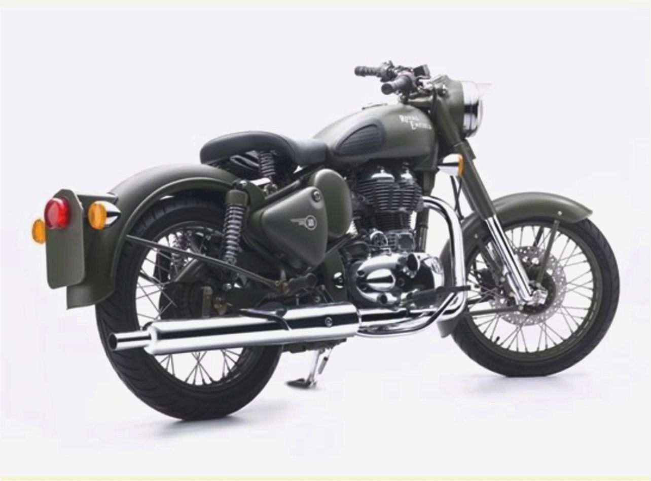 Royal Enfield Bullet 500 Army 1995 images #122812