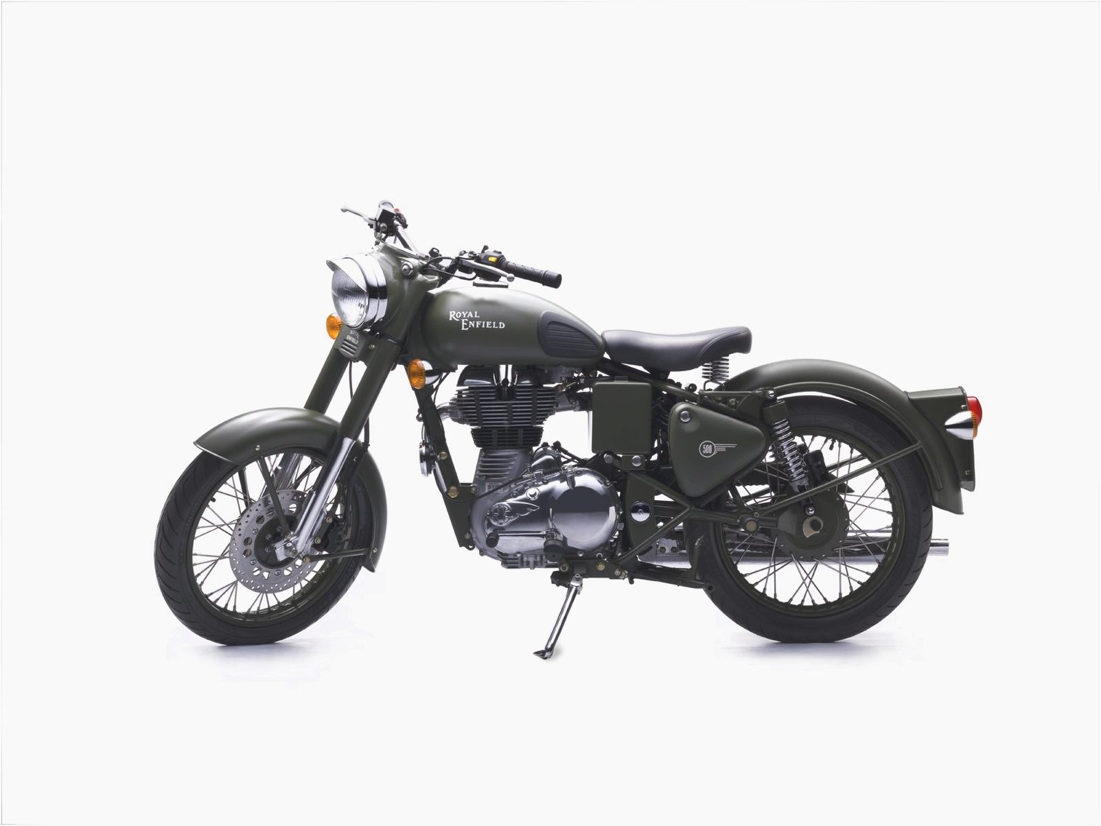 Royal Enfield Bullet 500 Army images #122713