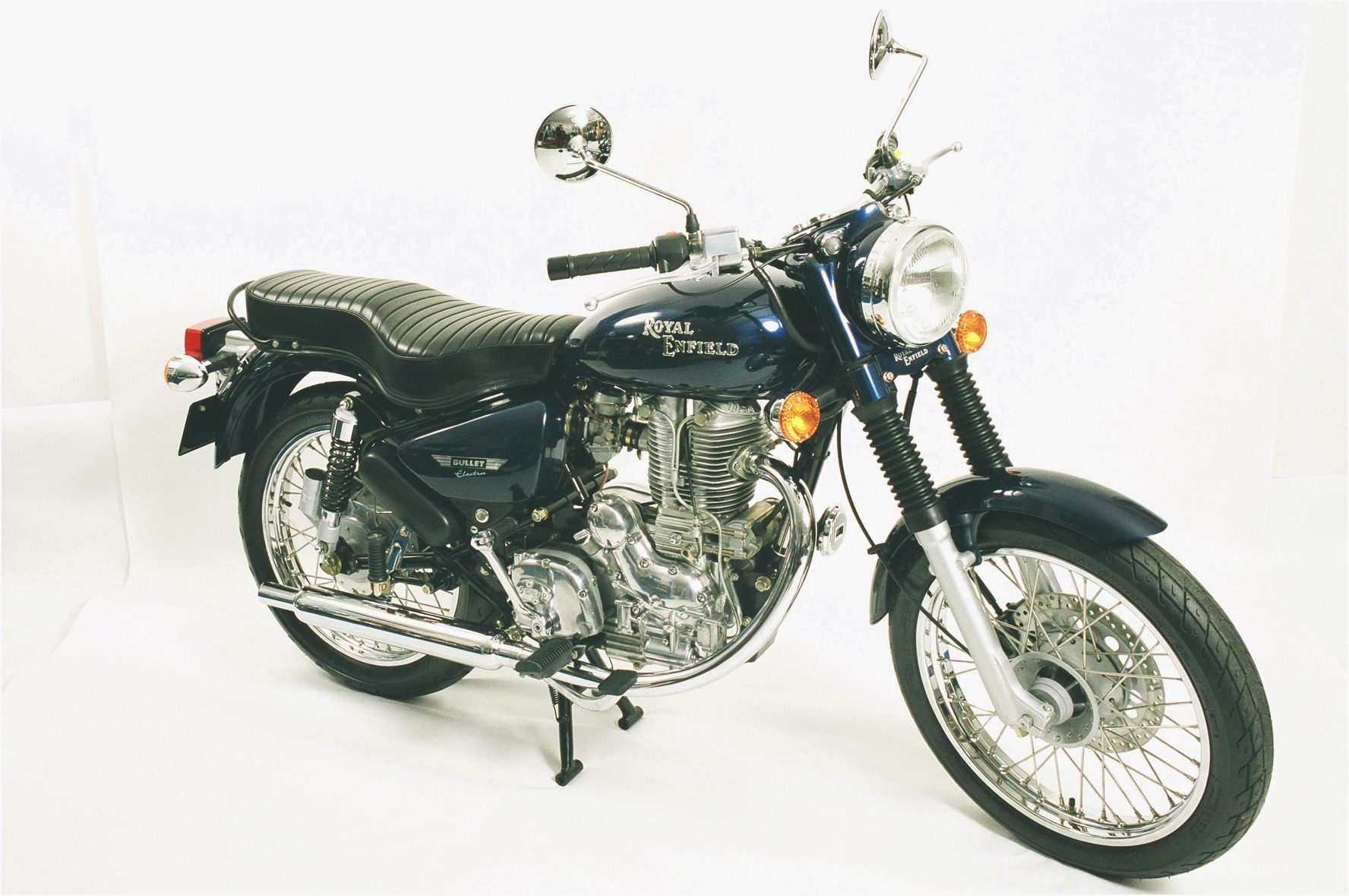 Royal Enfield Bullet 500 ES Deluxe 2005 images #123407