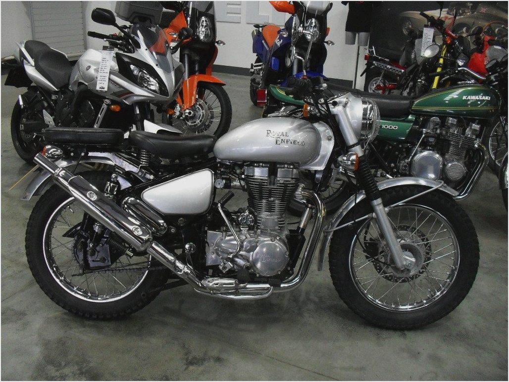 Royal Enfield Bullet 500 Trial Trail 2004 images #126585