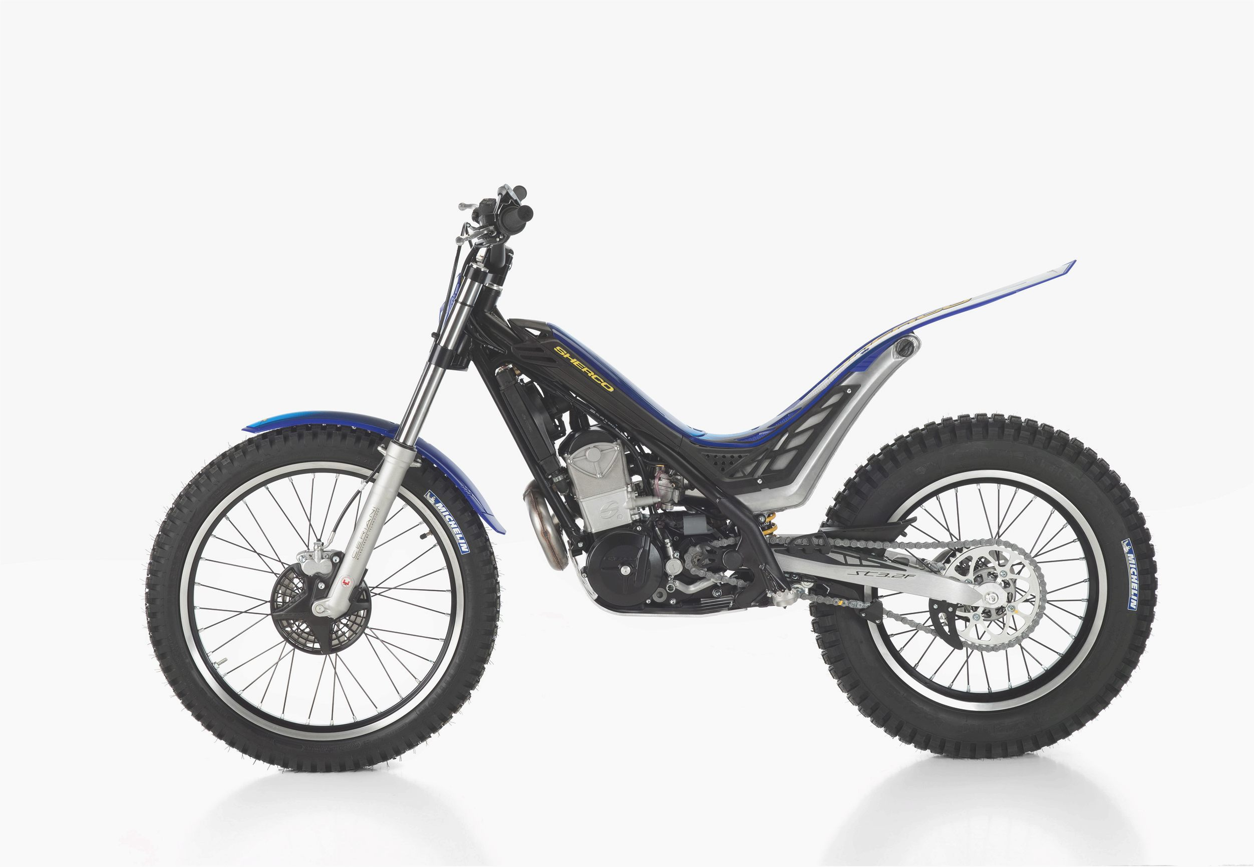 Sherco 3.2 4T 2008 wallpapers #129524