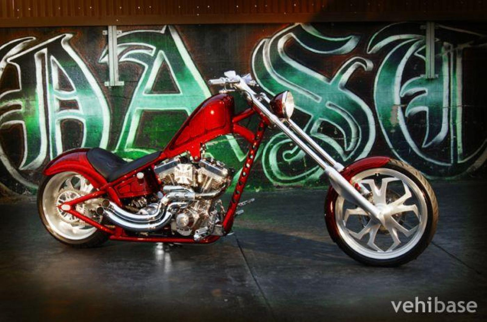 West Coast Choppers El Diablo Swingarm 2010 wallpapers #141722