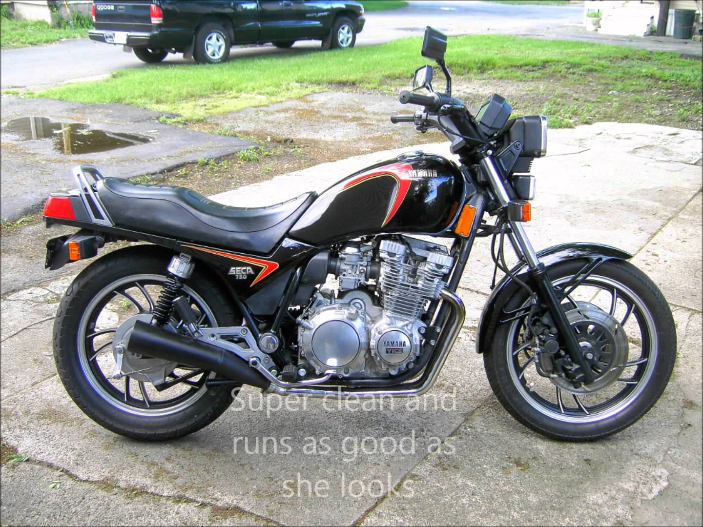 Yamaha XJ 750 Seca 1981 wallpapers #135576