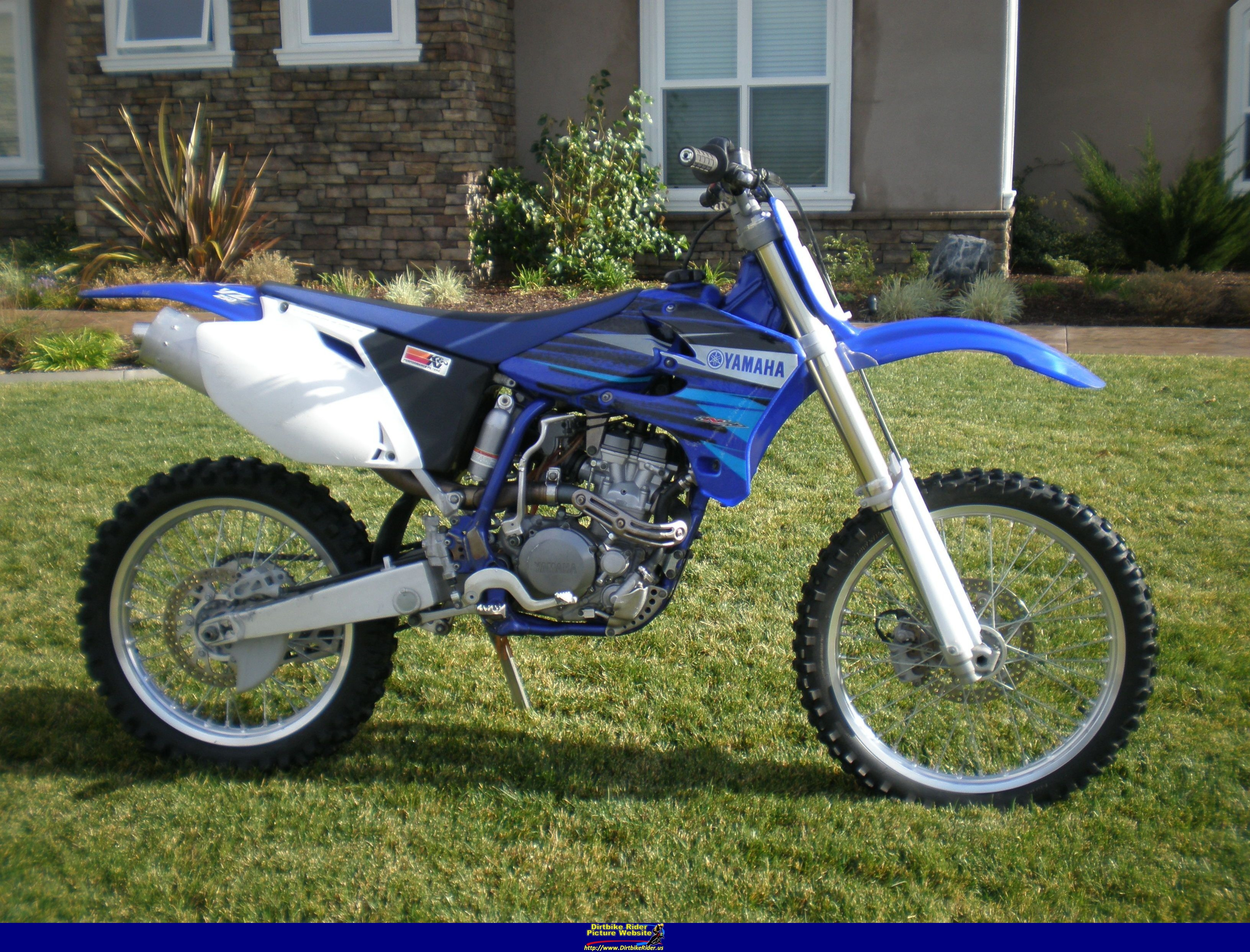 2004 yamaha yz 250 f pics specs and information