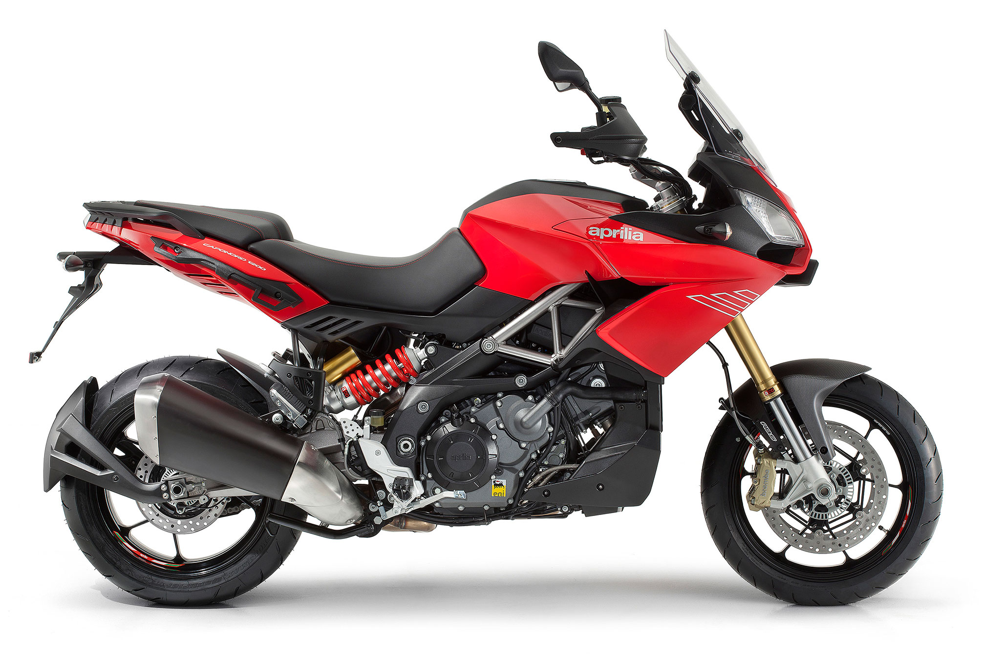 Aprilia Caponord 1200 ABS Travel Pack pics #8305
