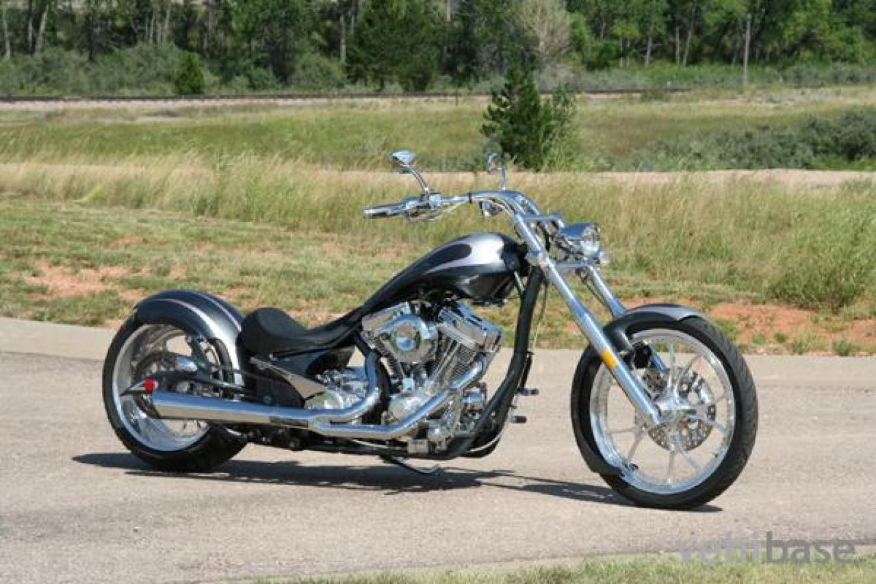 Big Bear Choppers Miss Behavin 100 Carb 2009 images #63749
