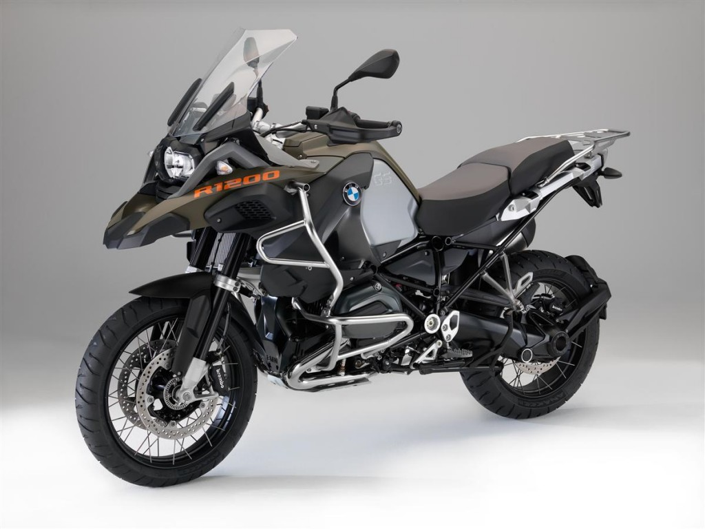 BMW F800GS Adventure 2015 wallpapers #133891