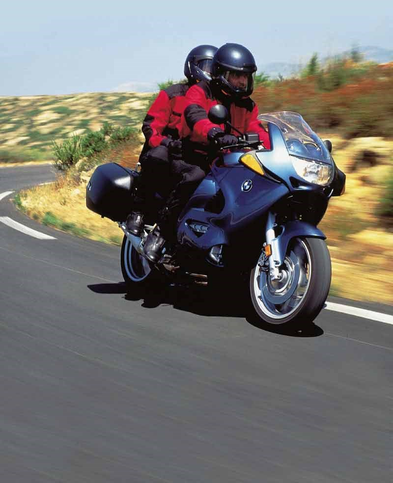 BMW K1200R Cupracer 2005 wallpapers #133001