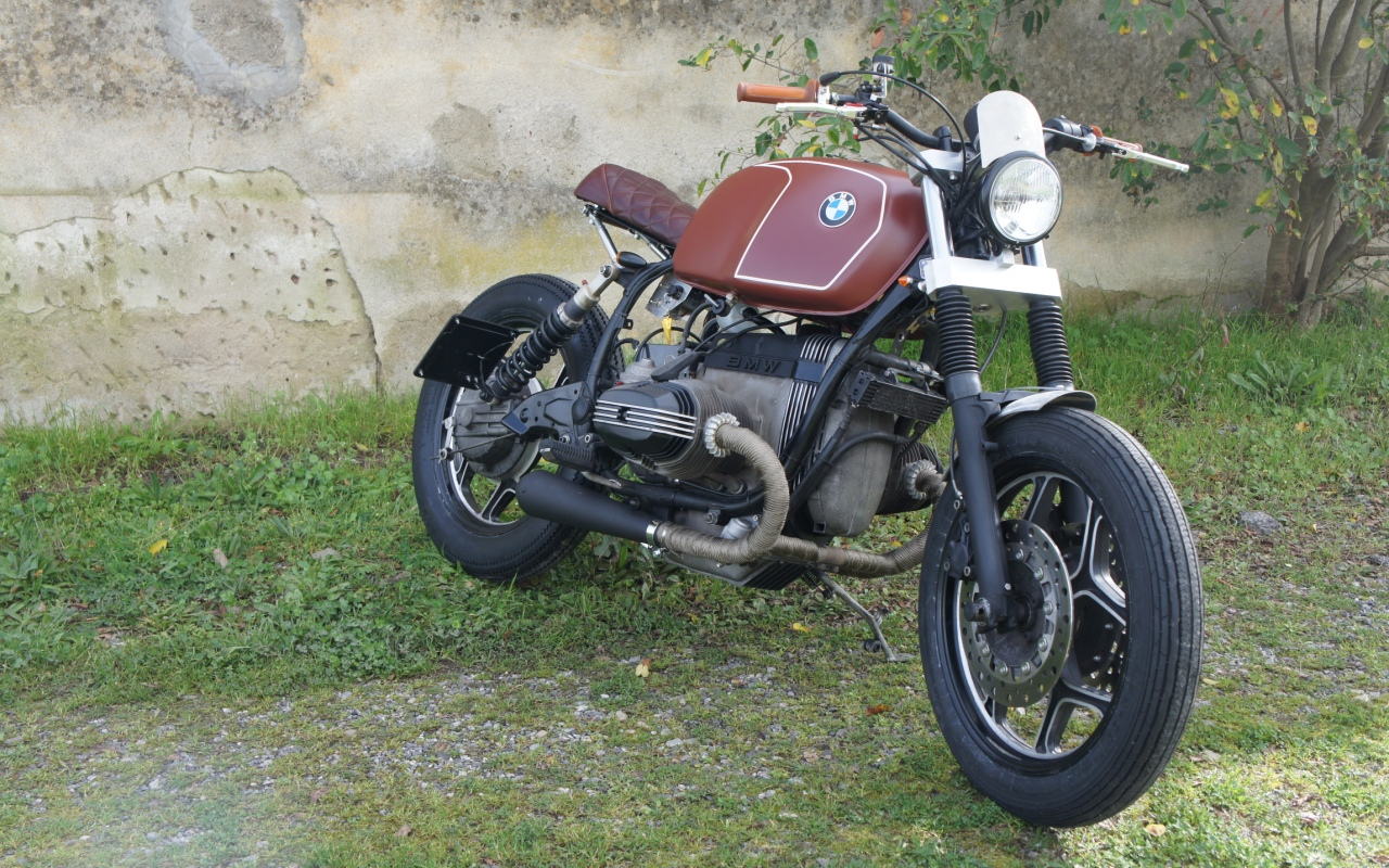 BMW R100RT Mono 1992 wallpapers #132901