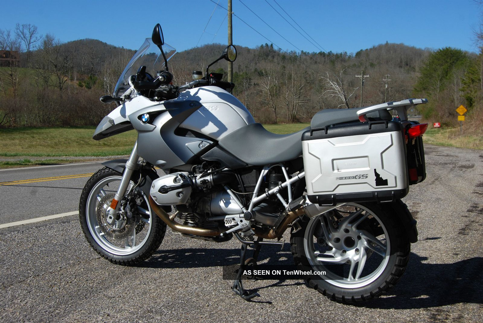 BMW R1200GS 2006 images #77998