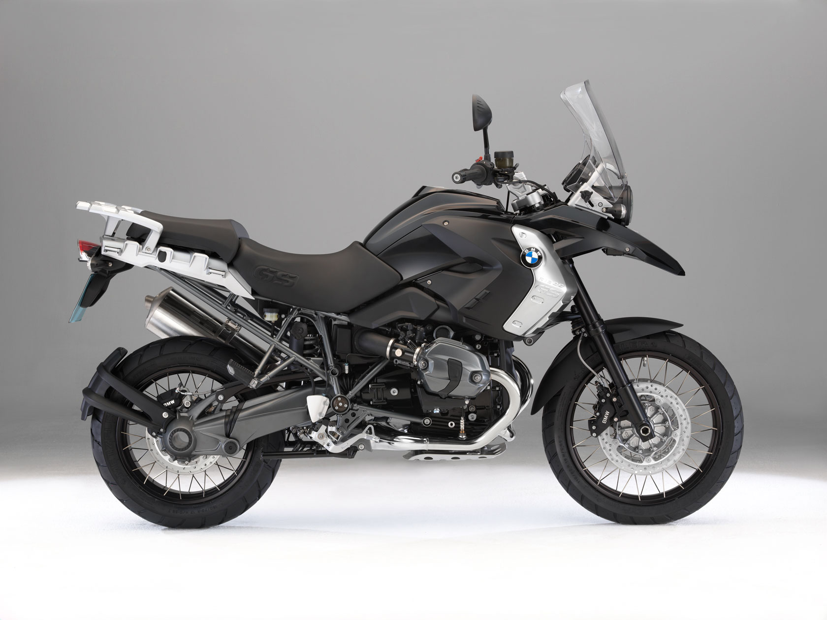 BMW R1200GS Triple Black images #8702