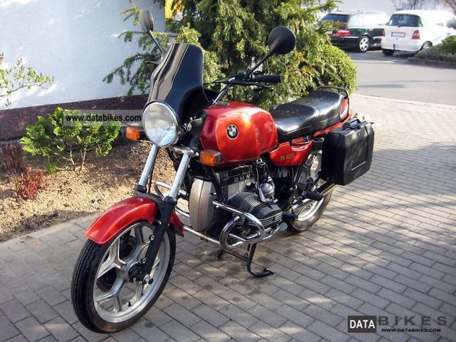 BMW R65 (reduced effect) 1990 images #10689
