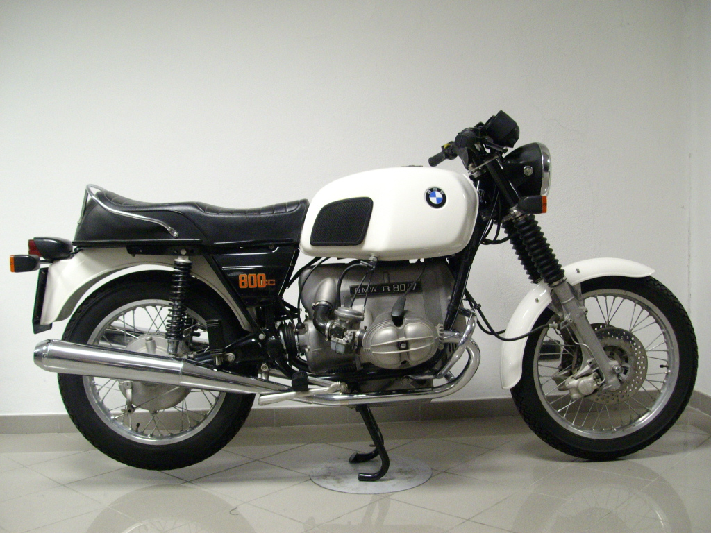 BMW R80RT 1984 images #165620