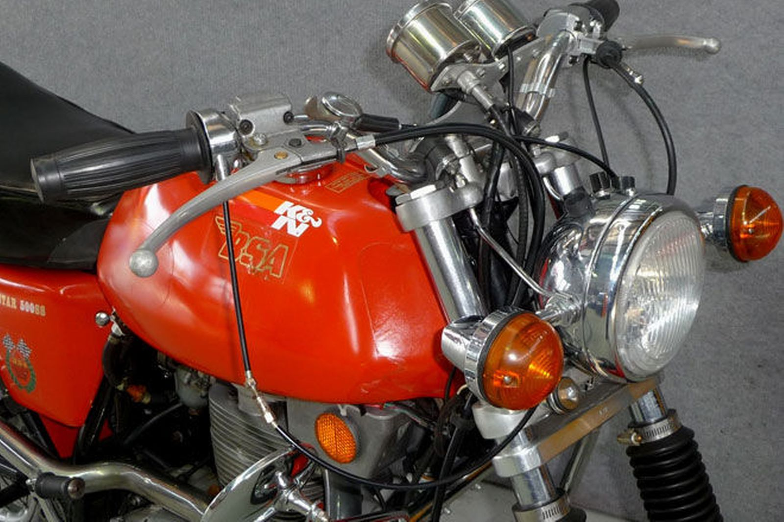 BSA 500 SS Gold Star 1971 images #93870