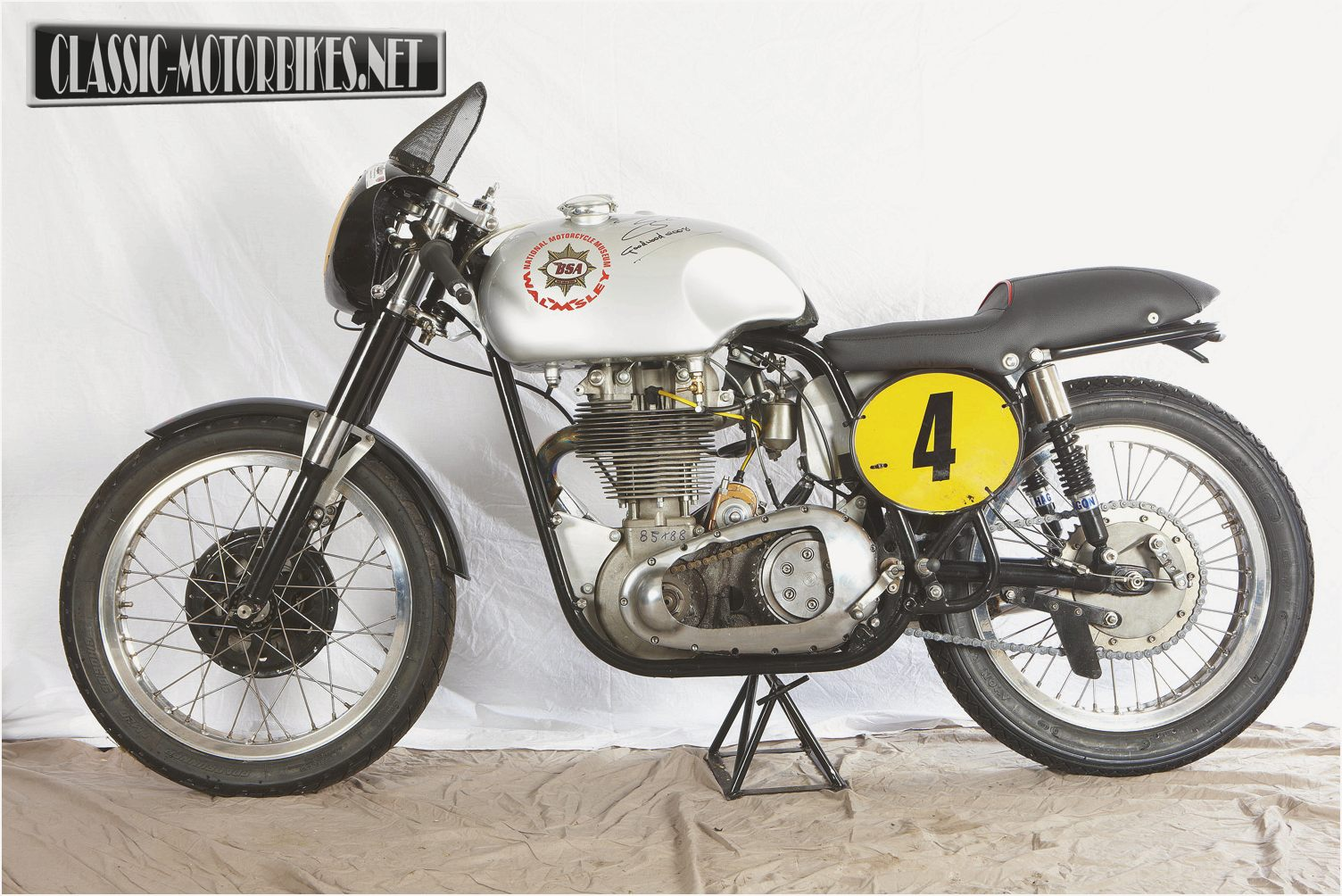 BSA SR 500 Gold 2002 images #65343
