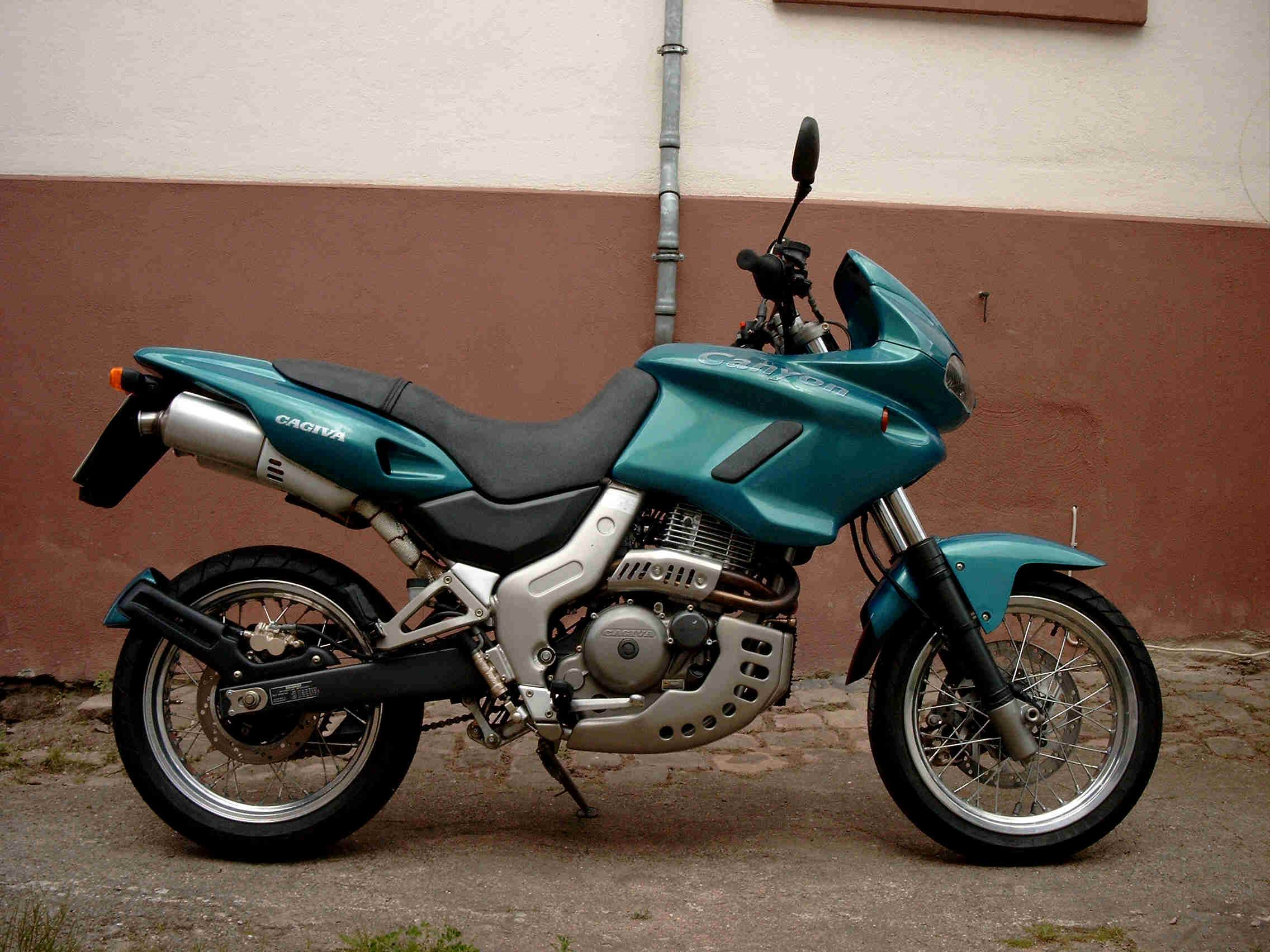 Cagiva Grand Canyon 900 IE 1999 images #67135