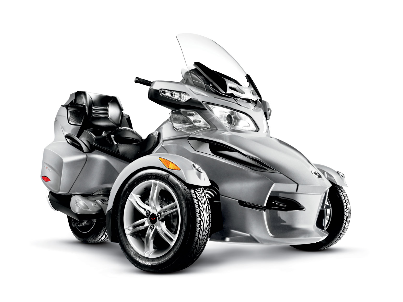 Can-Am Spyder RT 2011 images #94466
