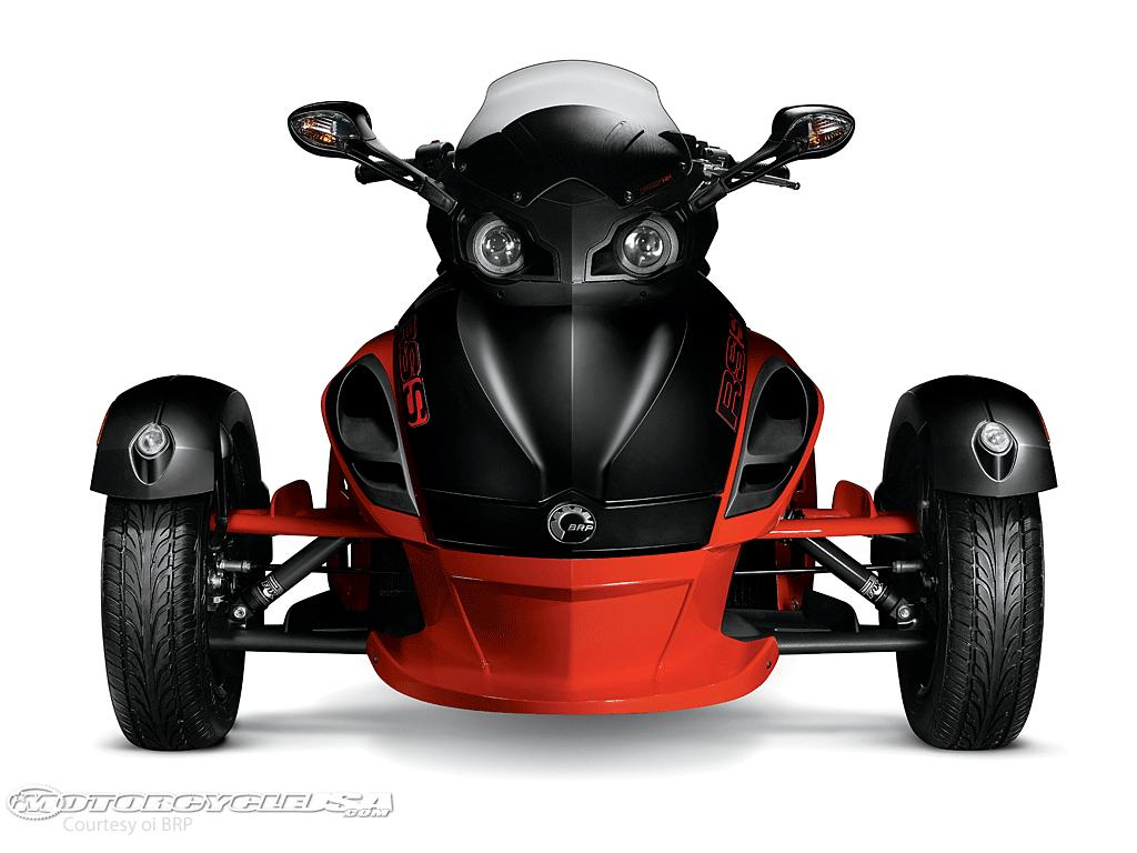Can-Am Spyder RT-S 2011 images #68707