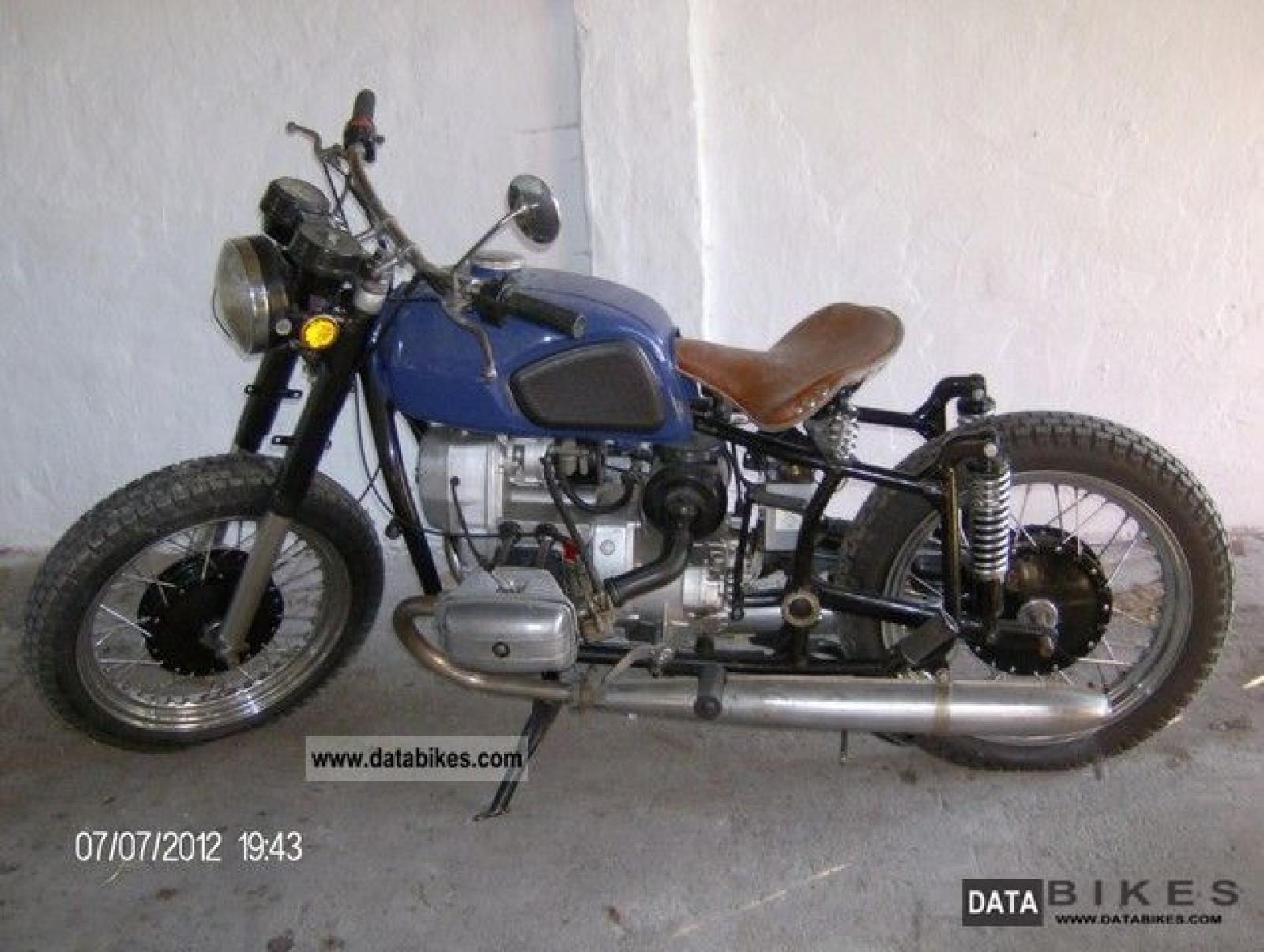 Dnepr MT 11 with sidecar 1989 images #94367