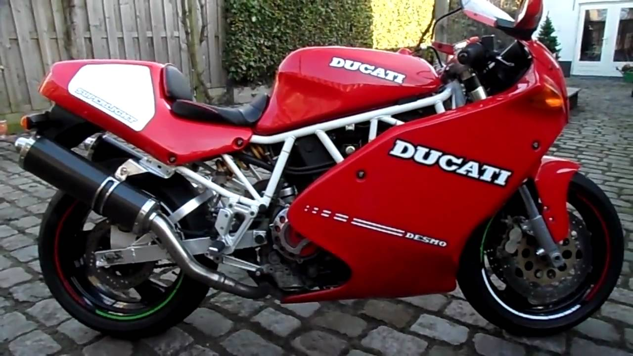 Ducati 900 SS 1993 wallpapers #10789