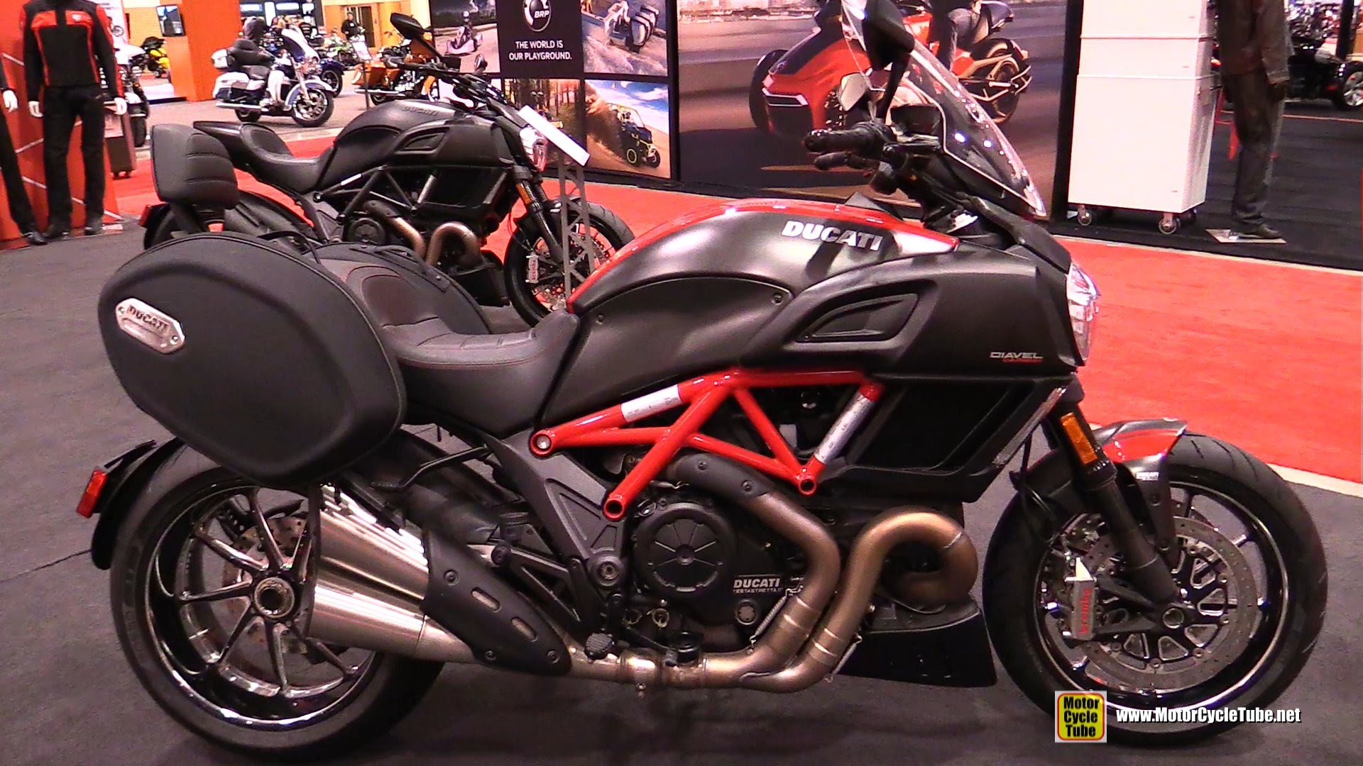 Ducati Diavel Carbon wallpapers #50381