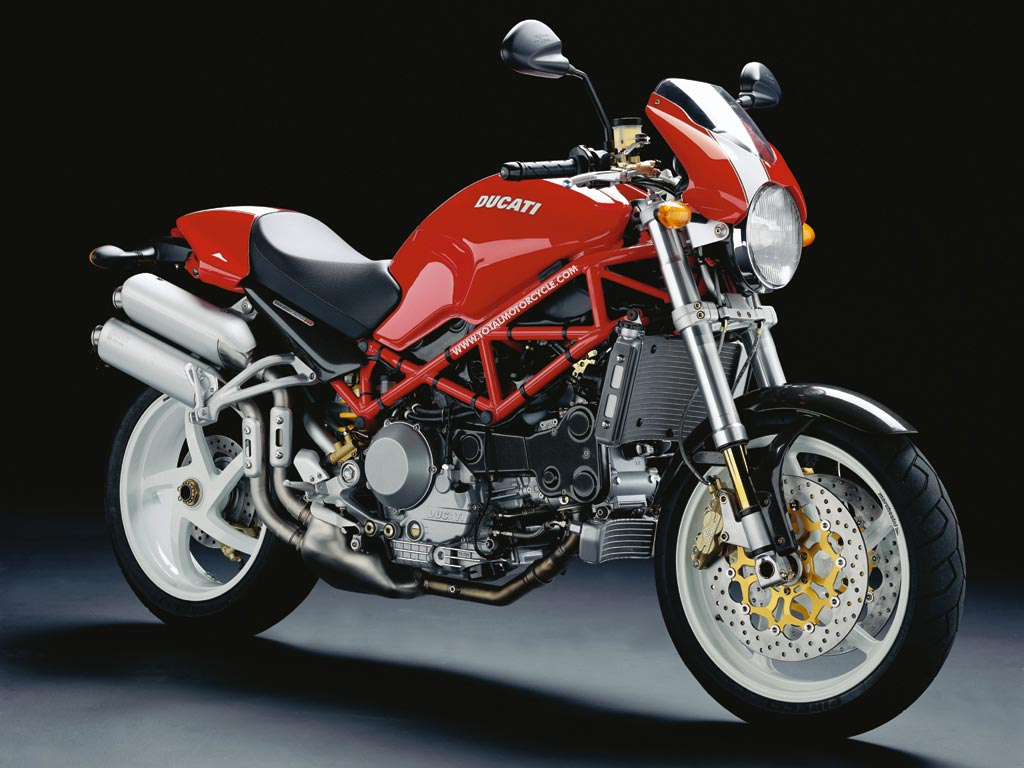 Ducati Monster 620 Dark 2006 wallpapers #12178
