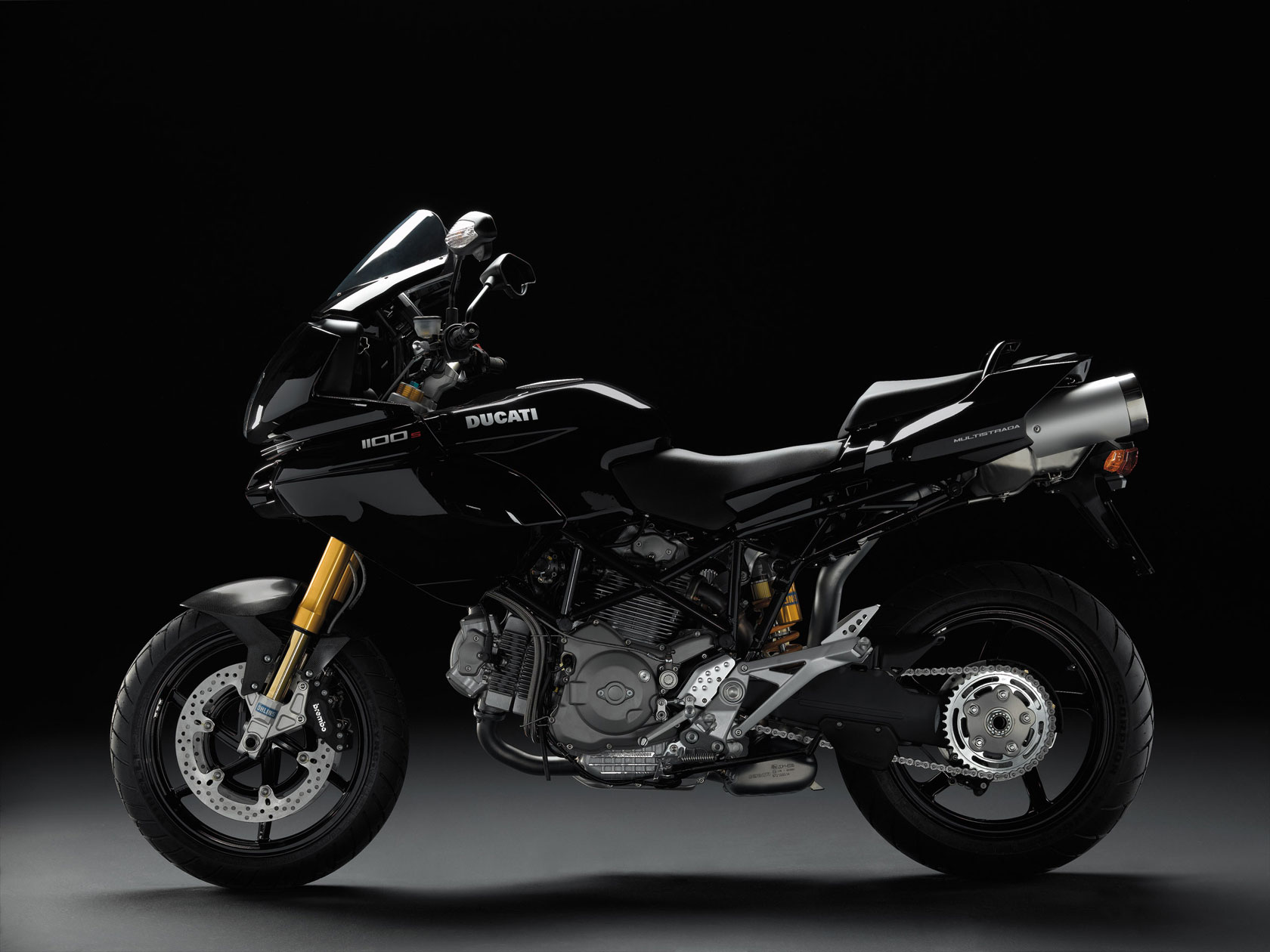 Ducati Multistrada 1100 S 2008 wallpapers #12774