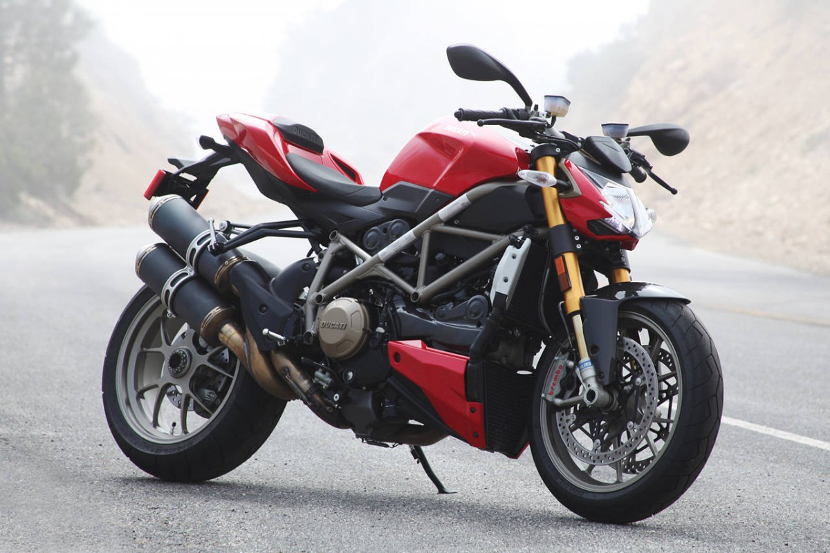 Ducati Streetfighter 2009 wallpapers #12973
