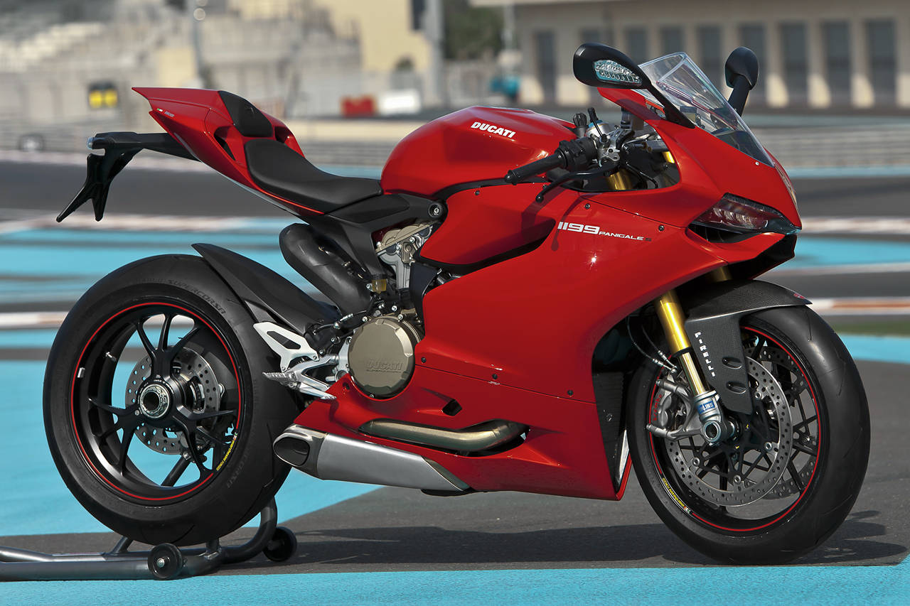 Ducati Superbike 1199 Panigale S 2013 wallpapers #13372
