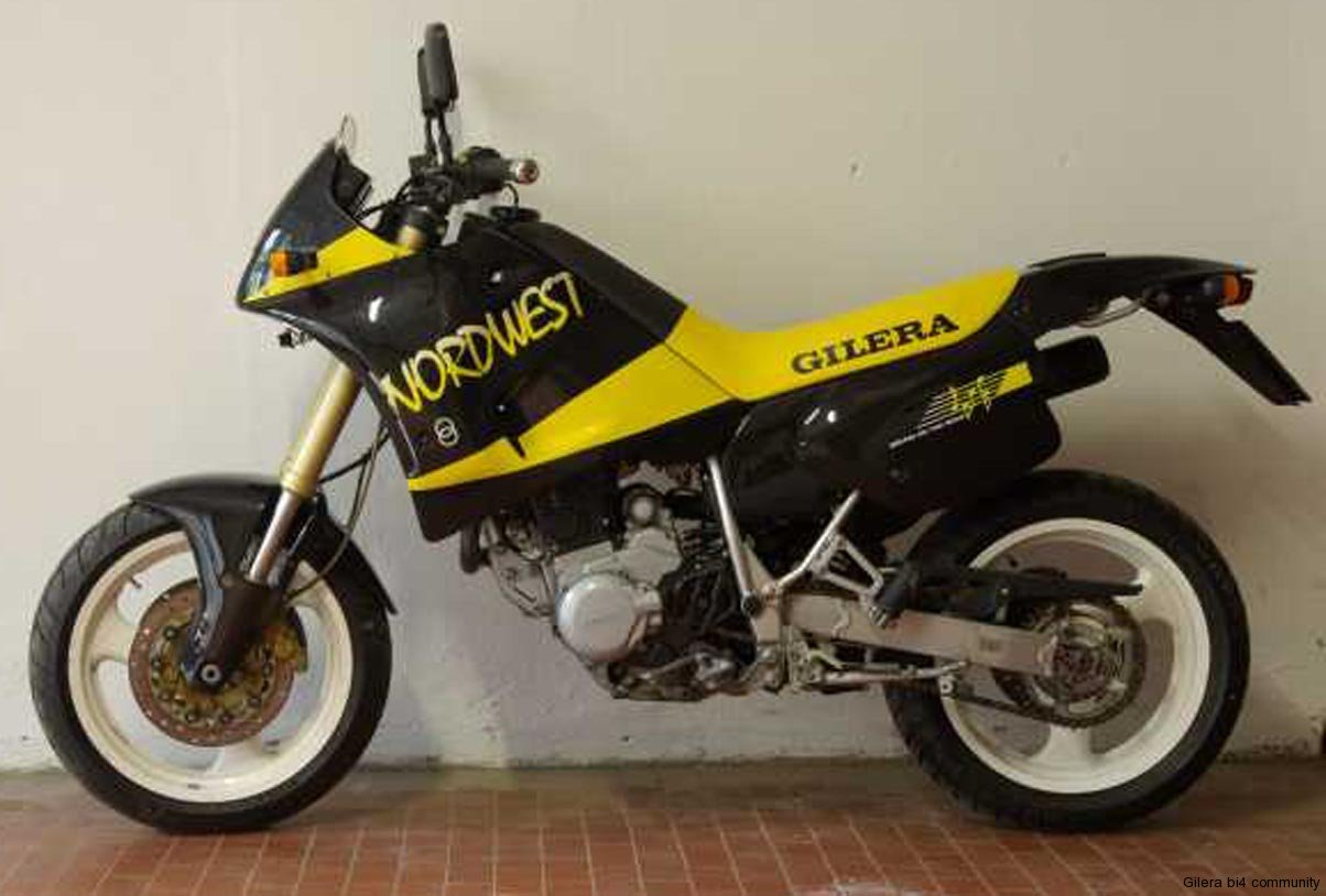 Gilera 600 Nordwest images #94960