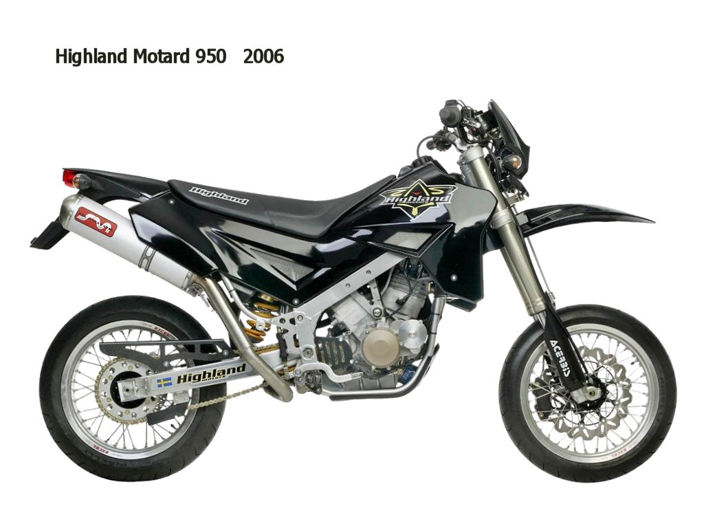Highland 950 V2 Outback Supermoto 2008 images #169793