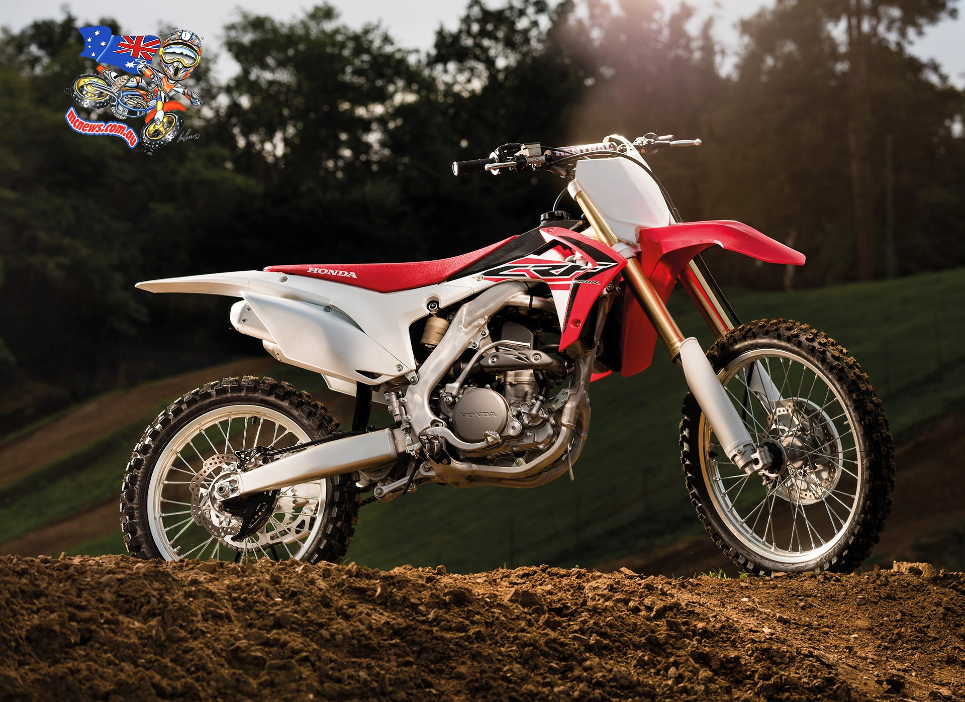 2015 Honda Crf 250 R Pics Specs And Information Dirt Bikes 250cc 30047
