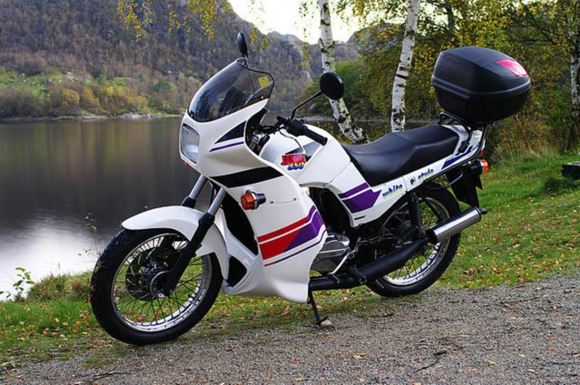 Jawa 640 Sport 1995 wallpapers #138849