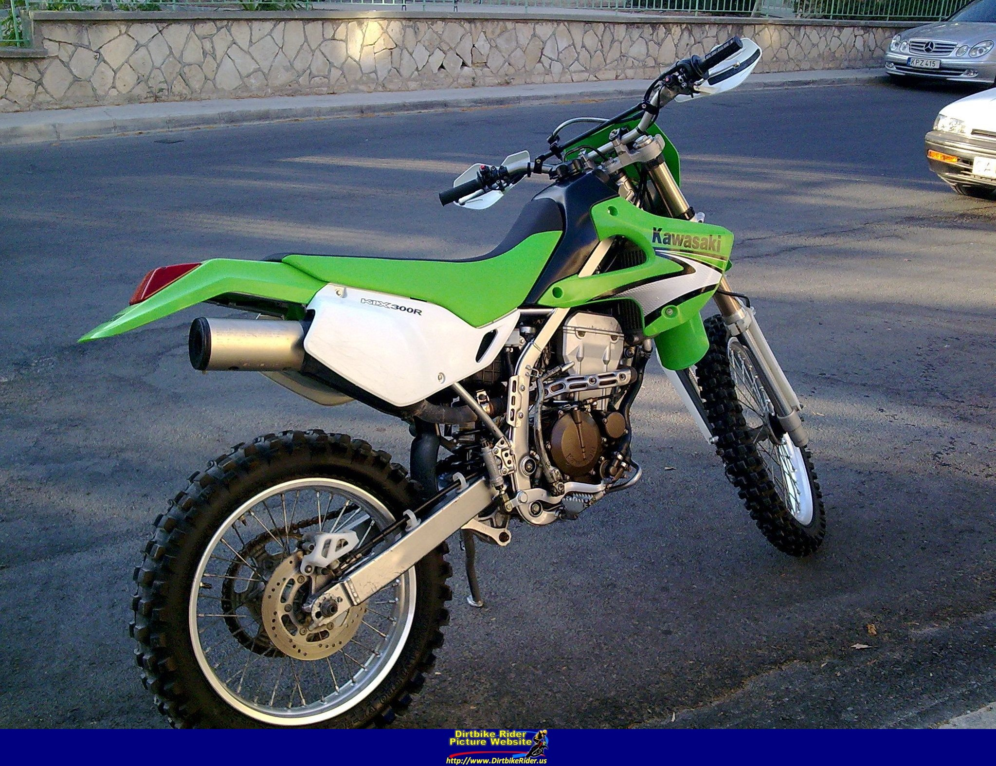 Kawasaki KLX 300 R 2007 wallpapers #142317