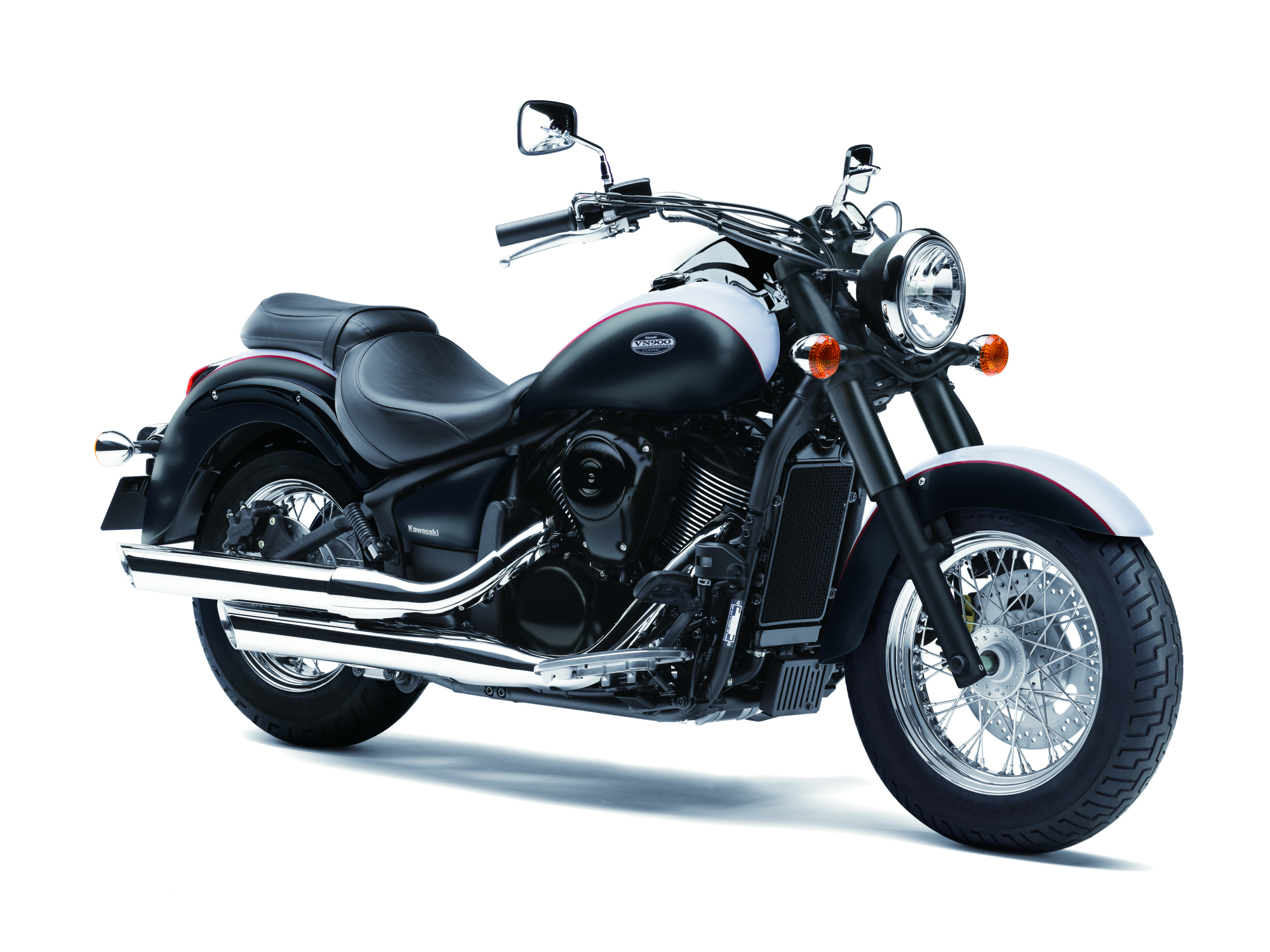 Kawasaki VN900 Classic Special Edition 2013 wallpapers #175435