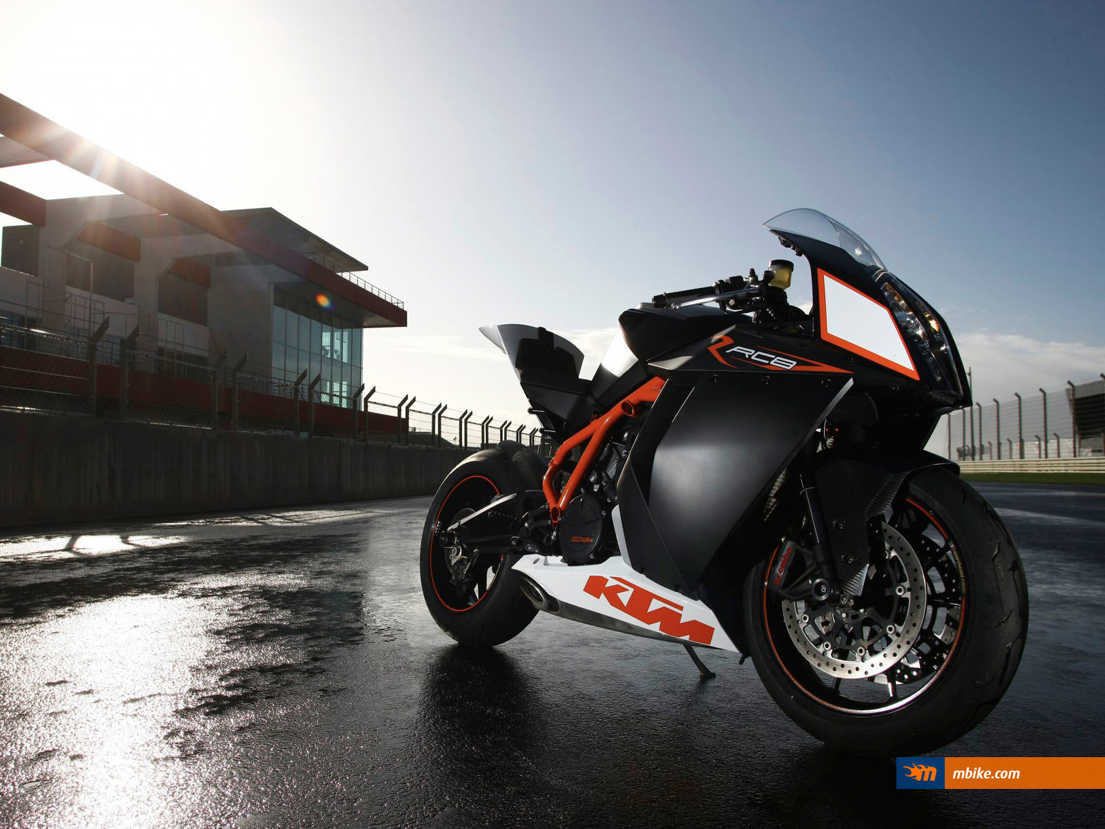 KTM RC8 2009 wallpapers #135477