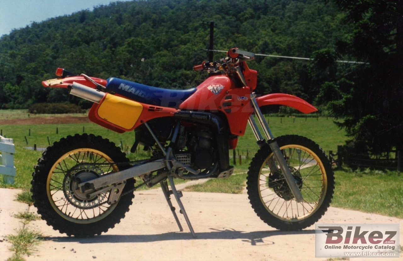 Maico GME 250 1984 images #102396